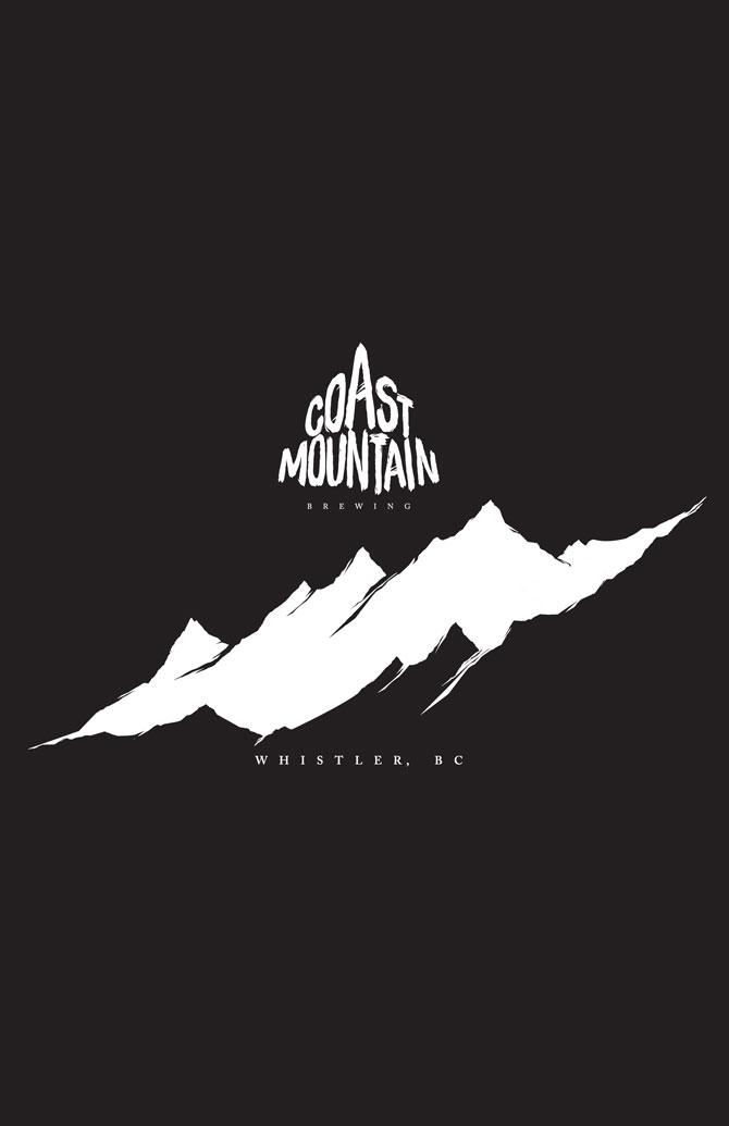 Coast Mountain Brewing - Whistler, BC