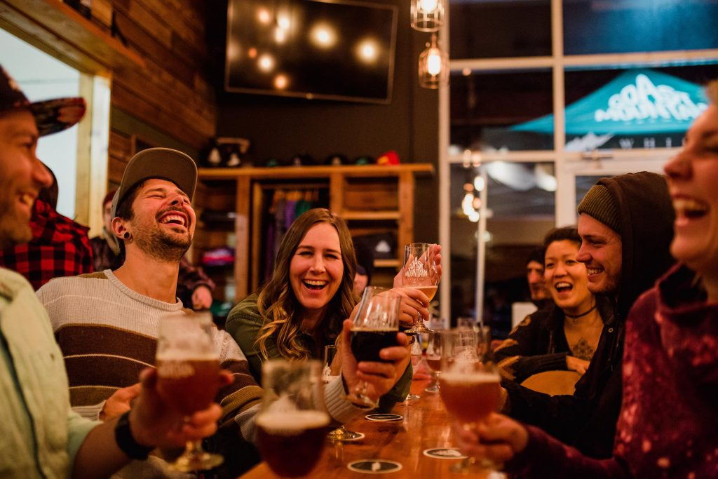 Coast Mountain Brewing Taproom