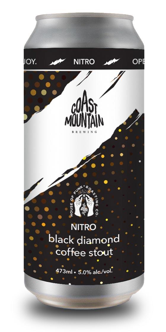 Black Diamond Nitro Coffee Stout