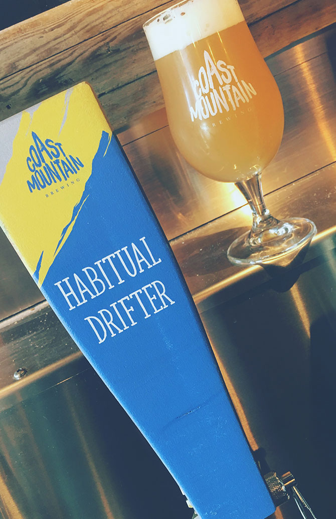 Coast Mountain Habitual Drifter Sour Wheat